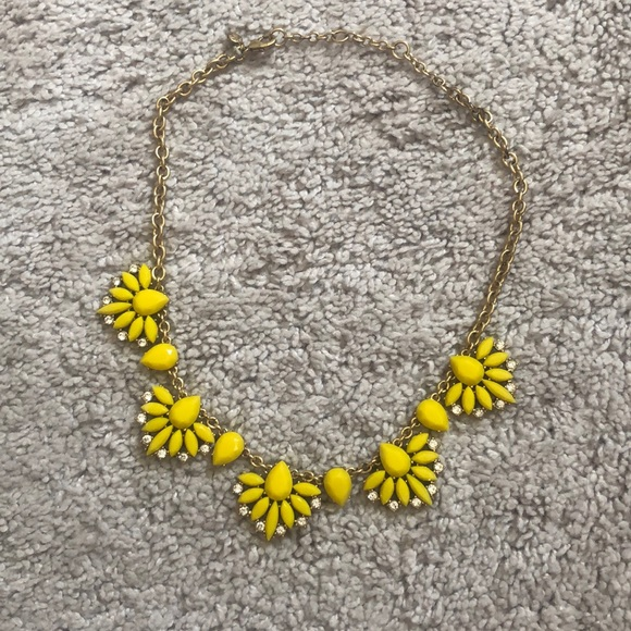 J. Crew Jewelry - J. Crew Statement Necklace